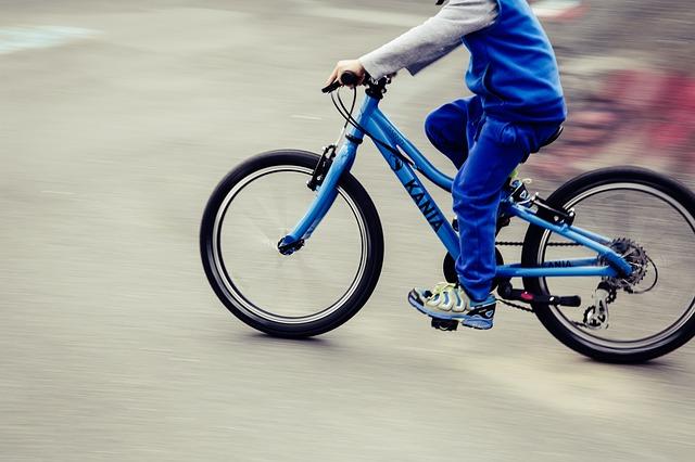 rower dla 5 latka