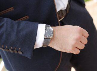 jaki zegarek męski